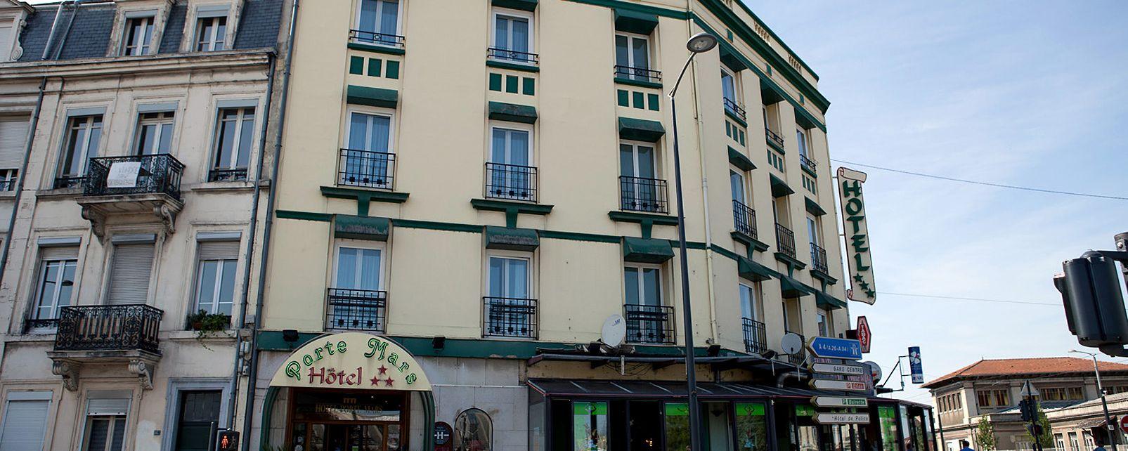 Hôtel Hôtel Porte Mars
