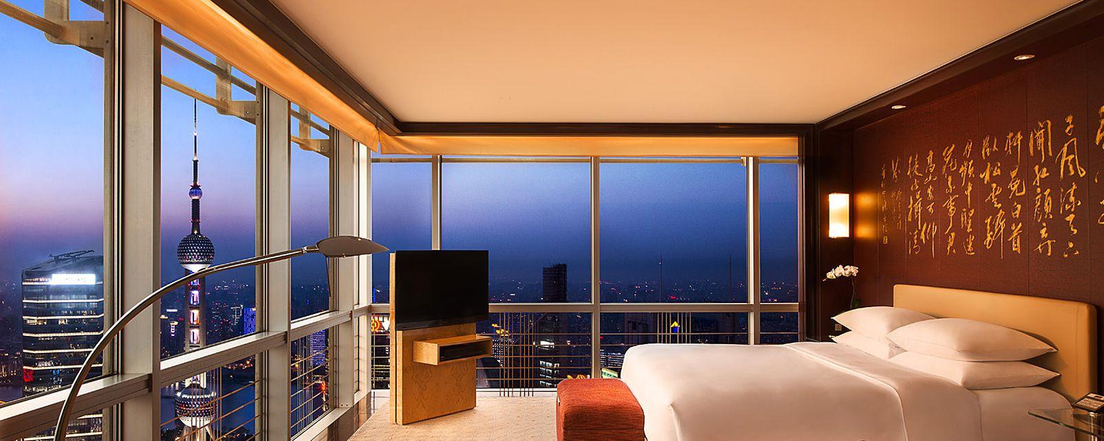 Hôtel Grand Hyatt Shanghai