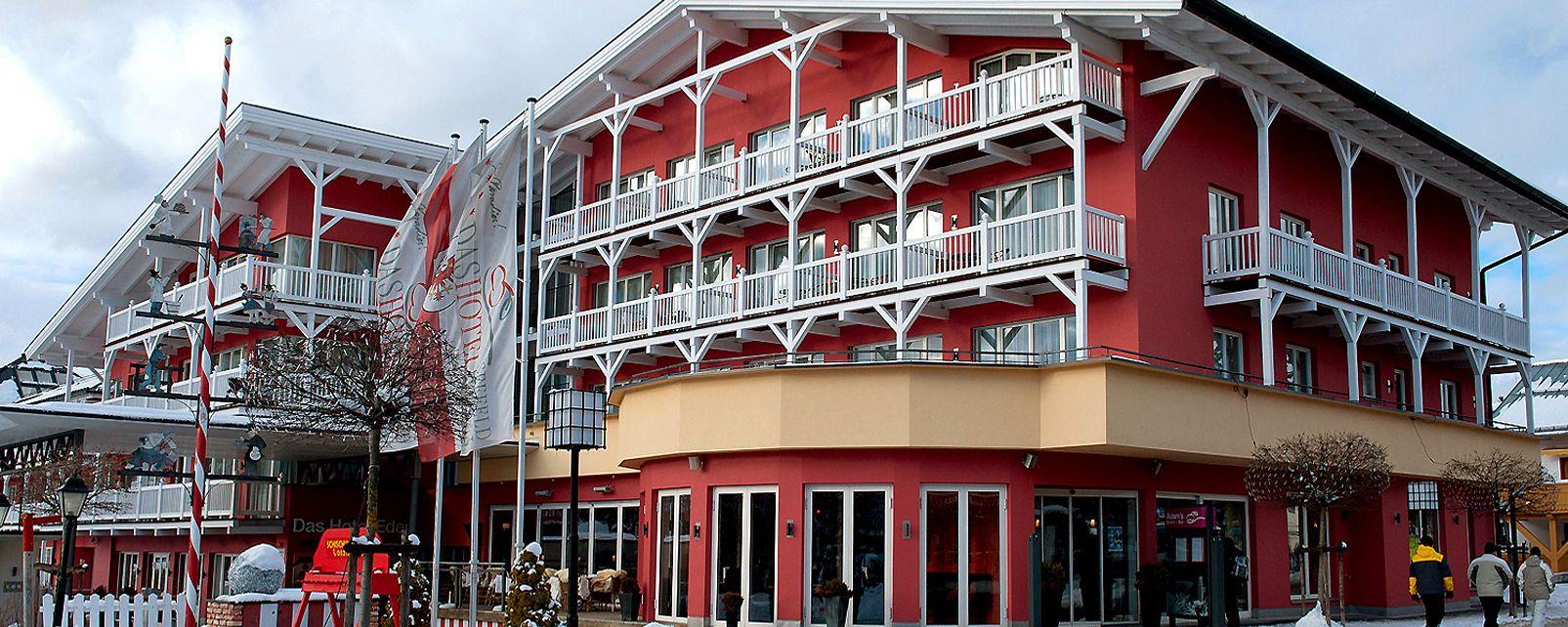 Hôtel Das Hotel Eden
