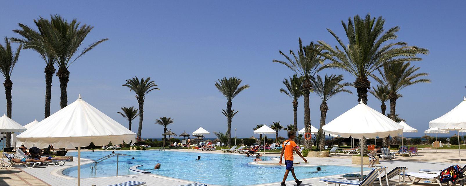 Hôtel Al Jazira Beach Spa