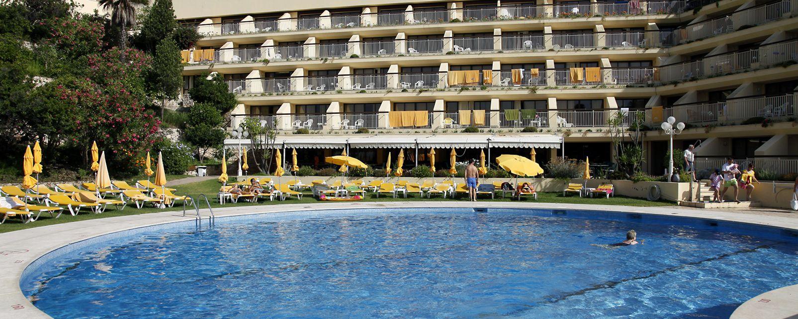 Hotel Tivoli Almansor
