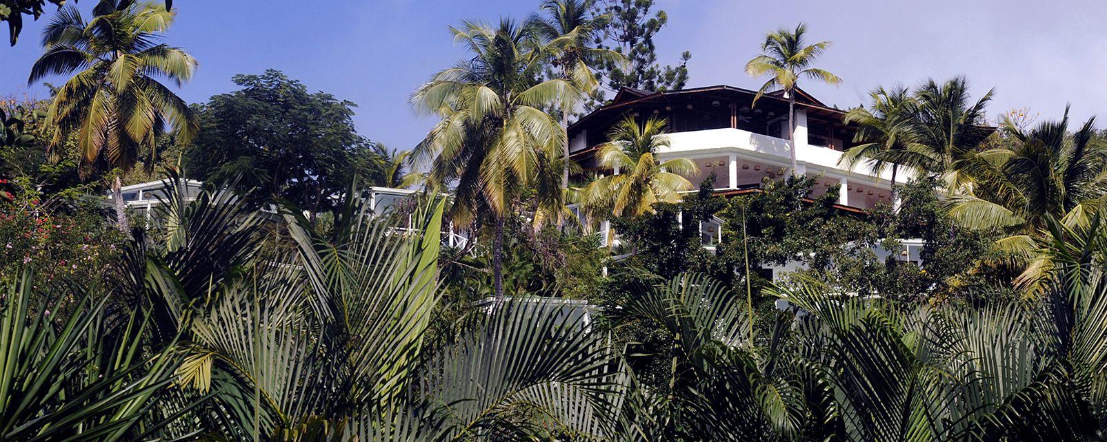 Hotel Anse Chastanet Resort