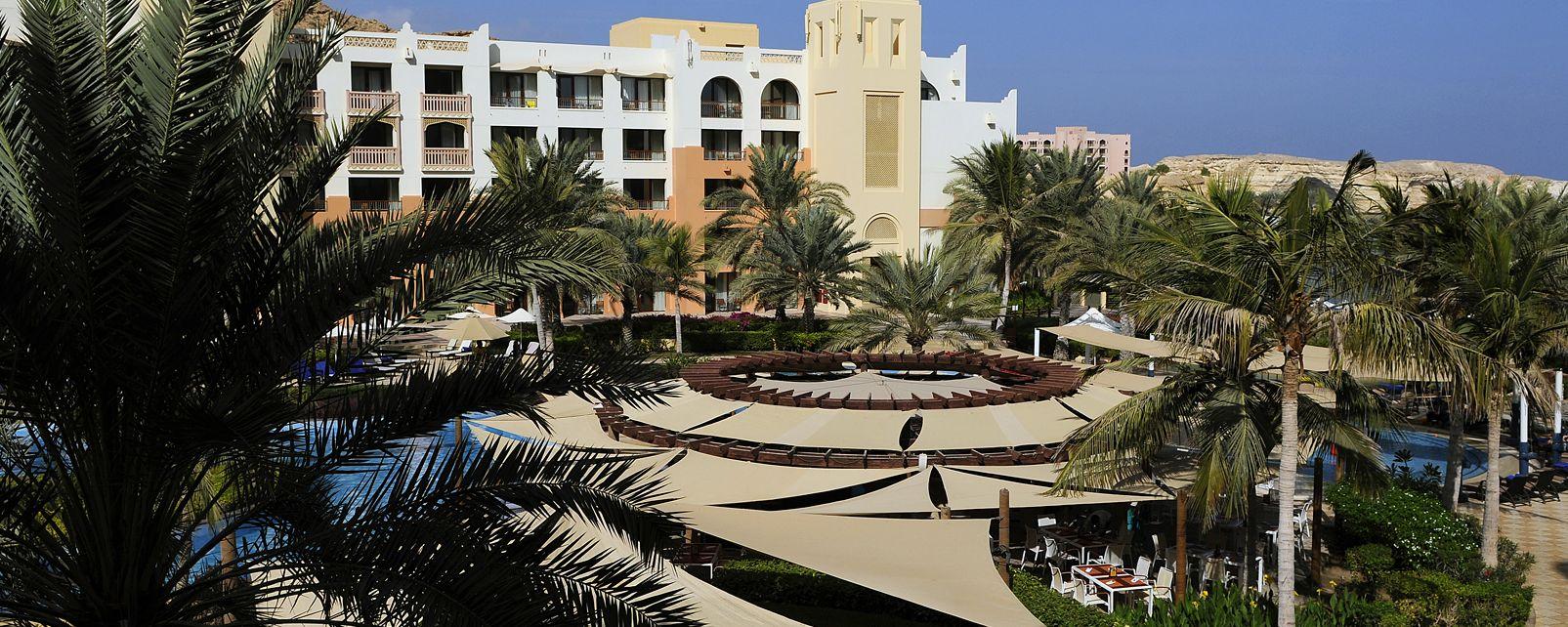 Hôtel Shangri La Al Waha