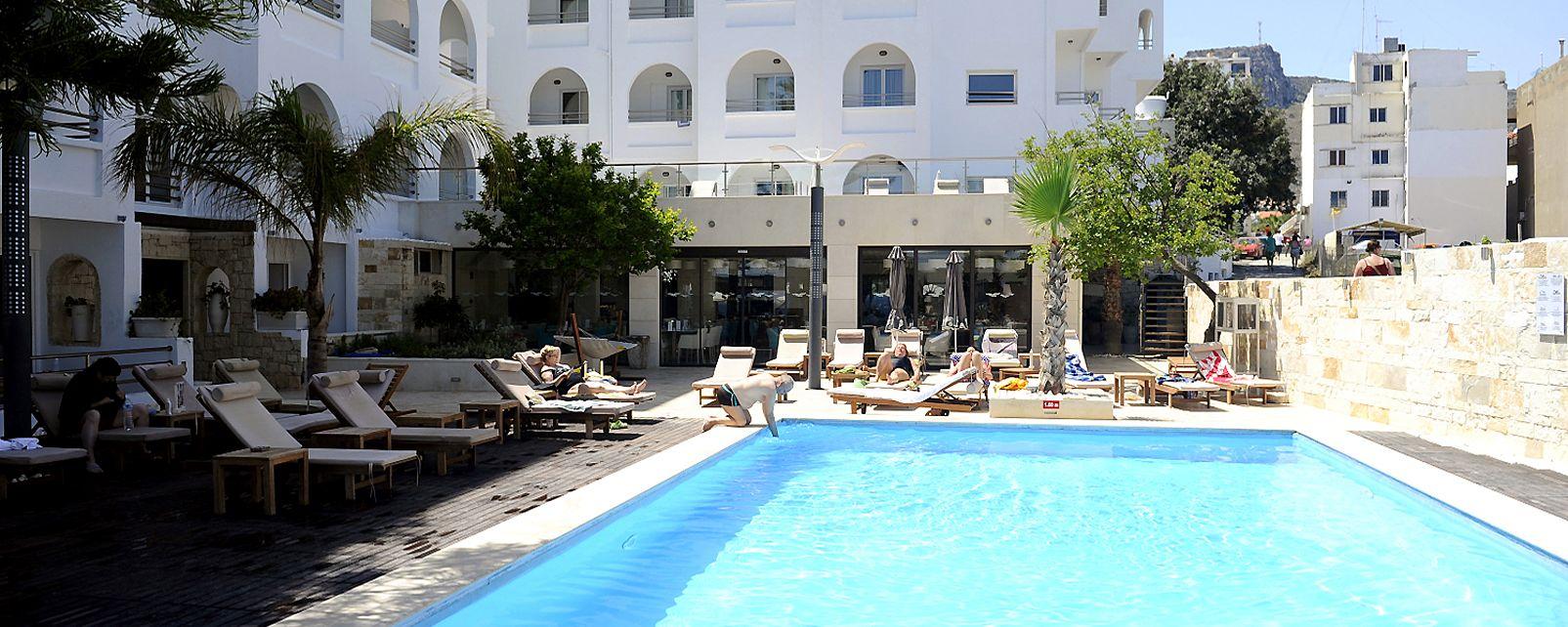 Hotel Glaros Beach