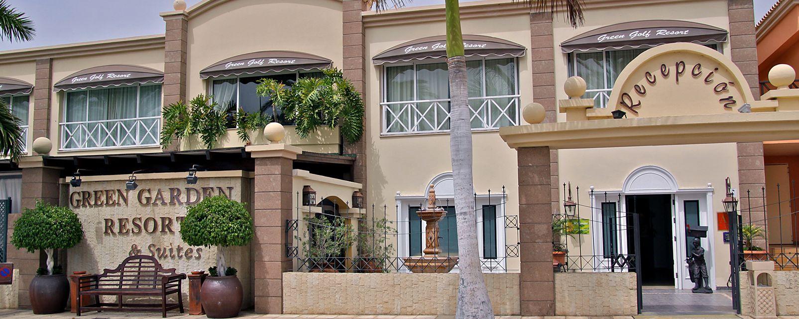 Hôtel Green Garden Resort