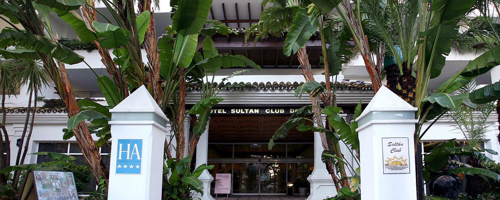Hôtel Sultan
