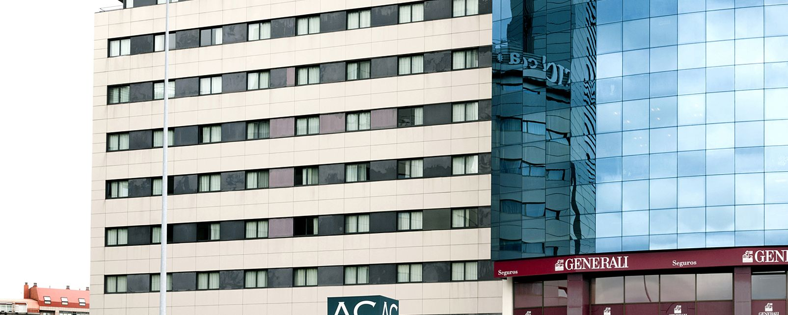 Hôtel AC A Coruna