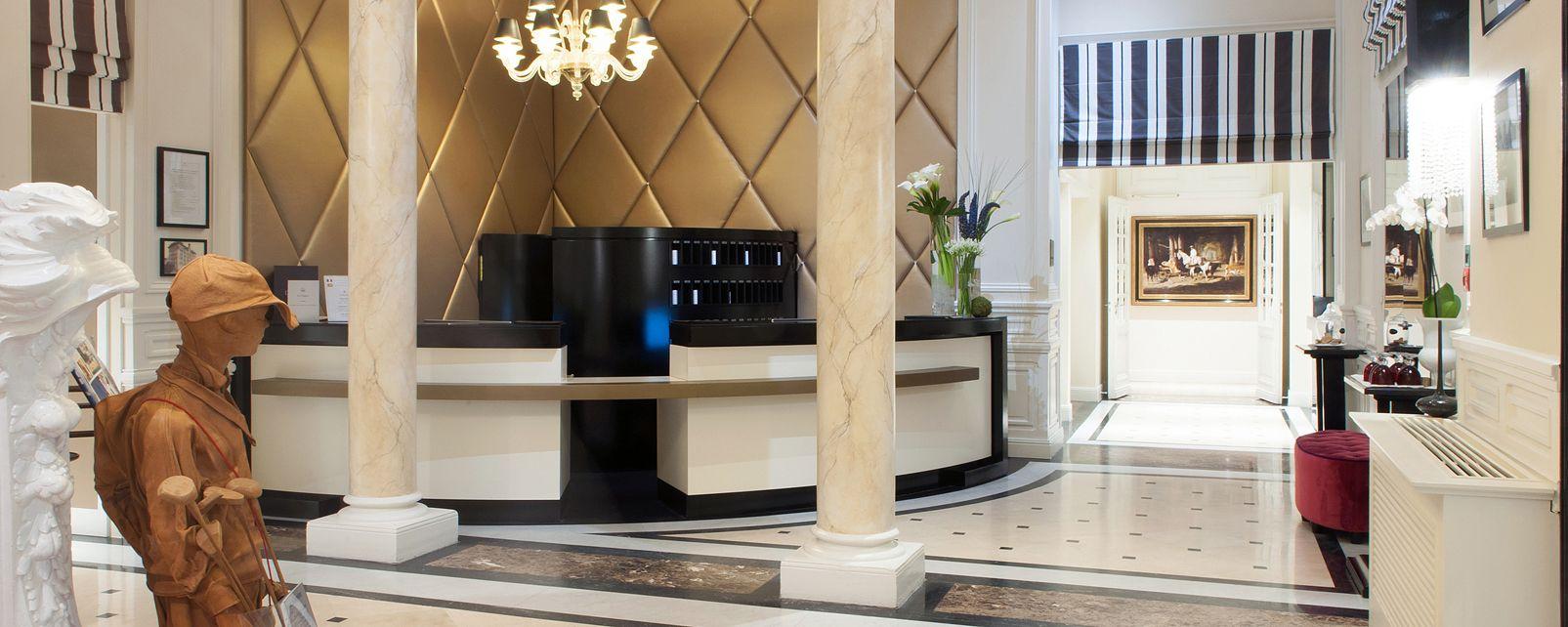 Hôtel Grand Hôtel Thalasso & Spa St Jean de Luz