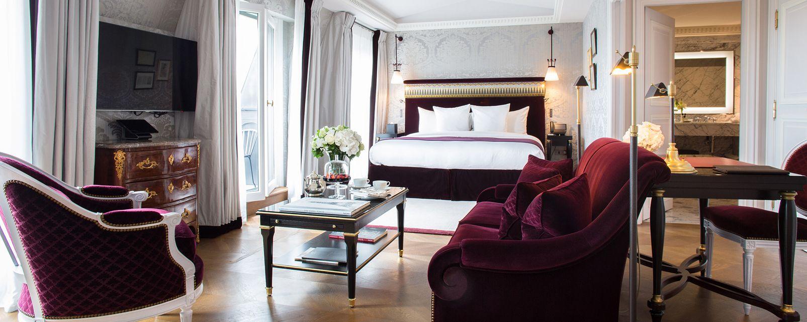 Hôtel La Reserve Paris