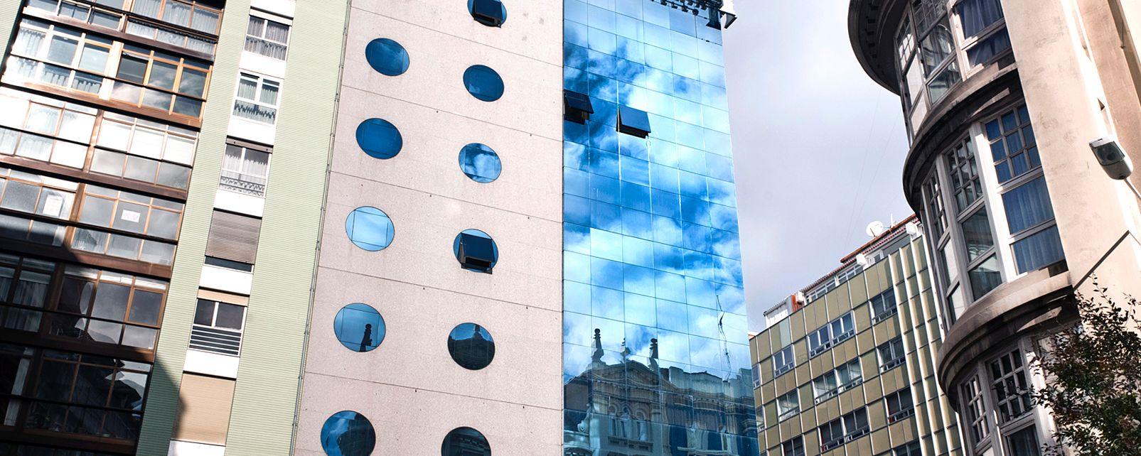 Hôtel Hesperia A Coruña