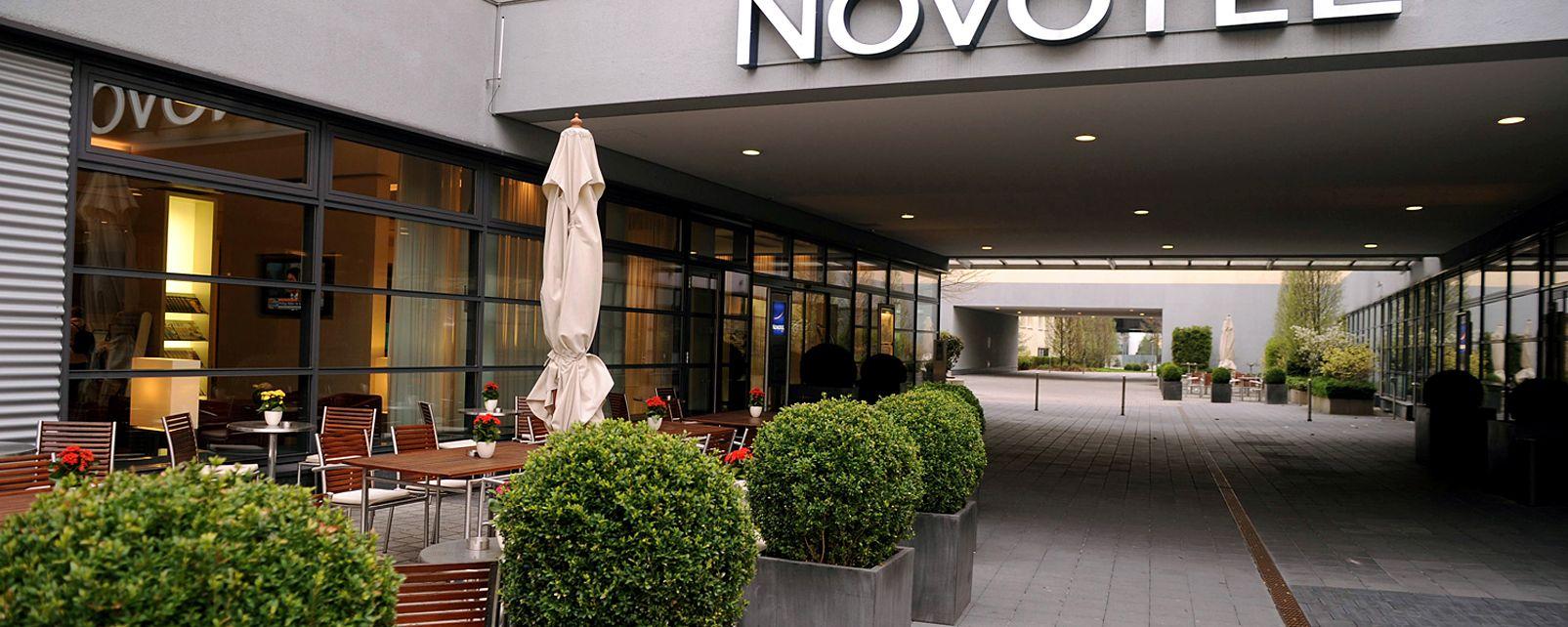Hôtel Novotel Muenchen City
