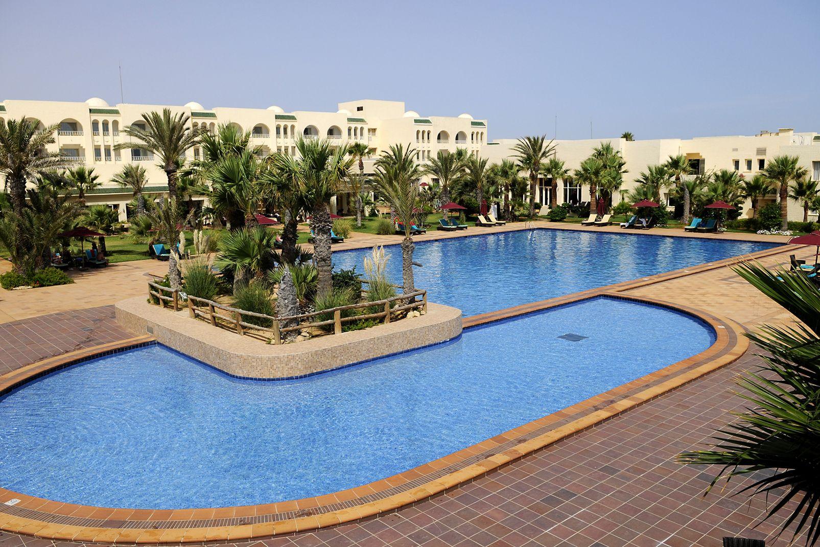 Hôtel Hasdrubal Thalassa Djerba Cure Incluse 5* - 1