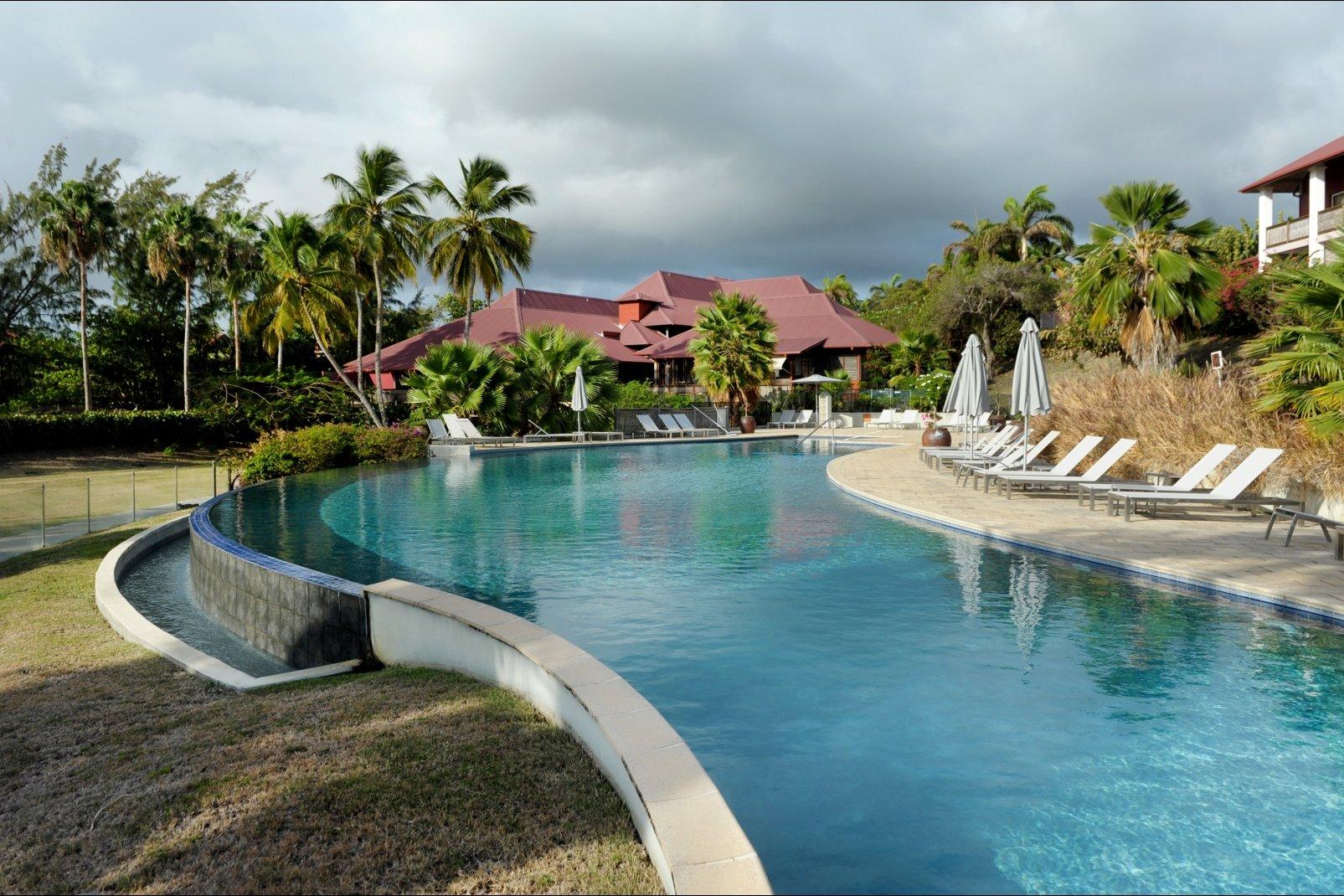 Hôtel Le Cap Est Lagoon Resort & Spa