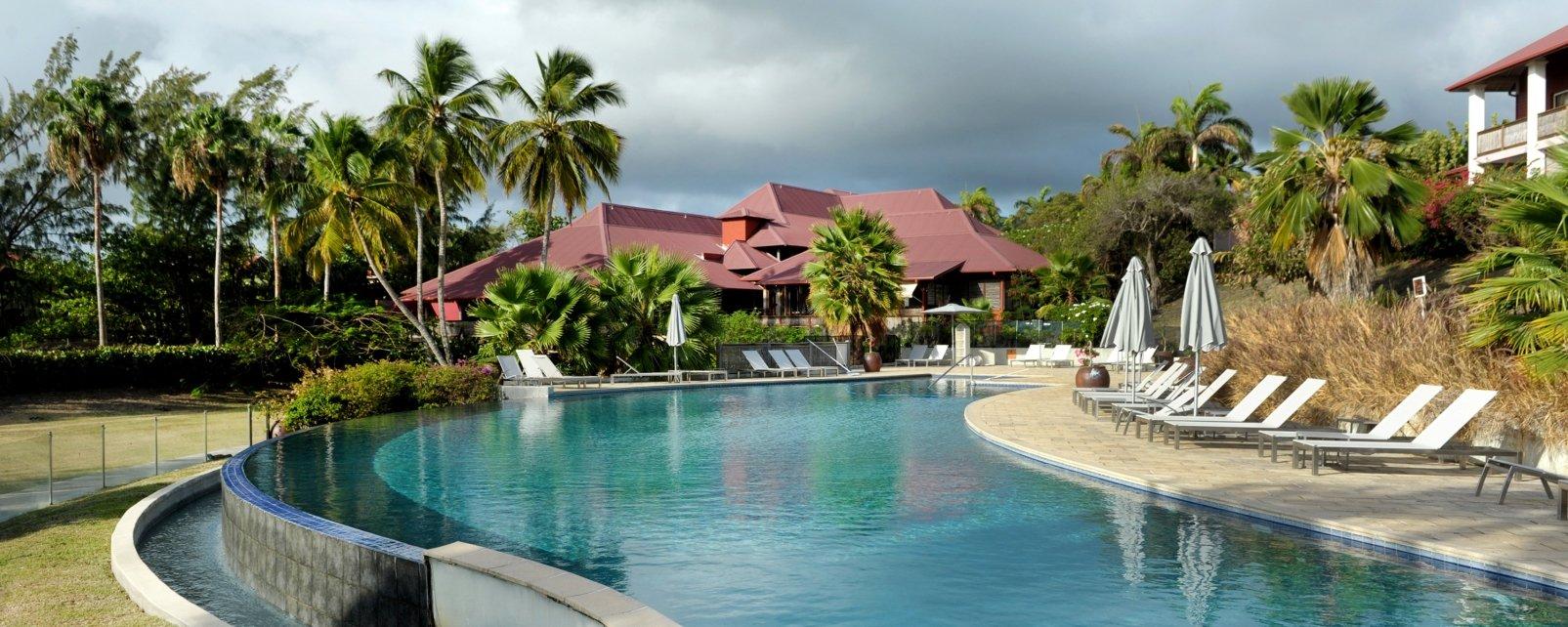Hotel Cap Est Lagoon Resort & Spa