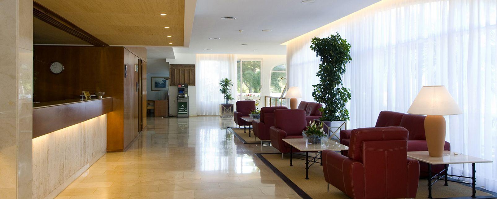 Hôtel Hipotels Eurotel Punta Rotja