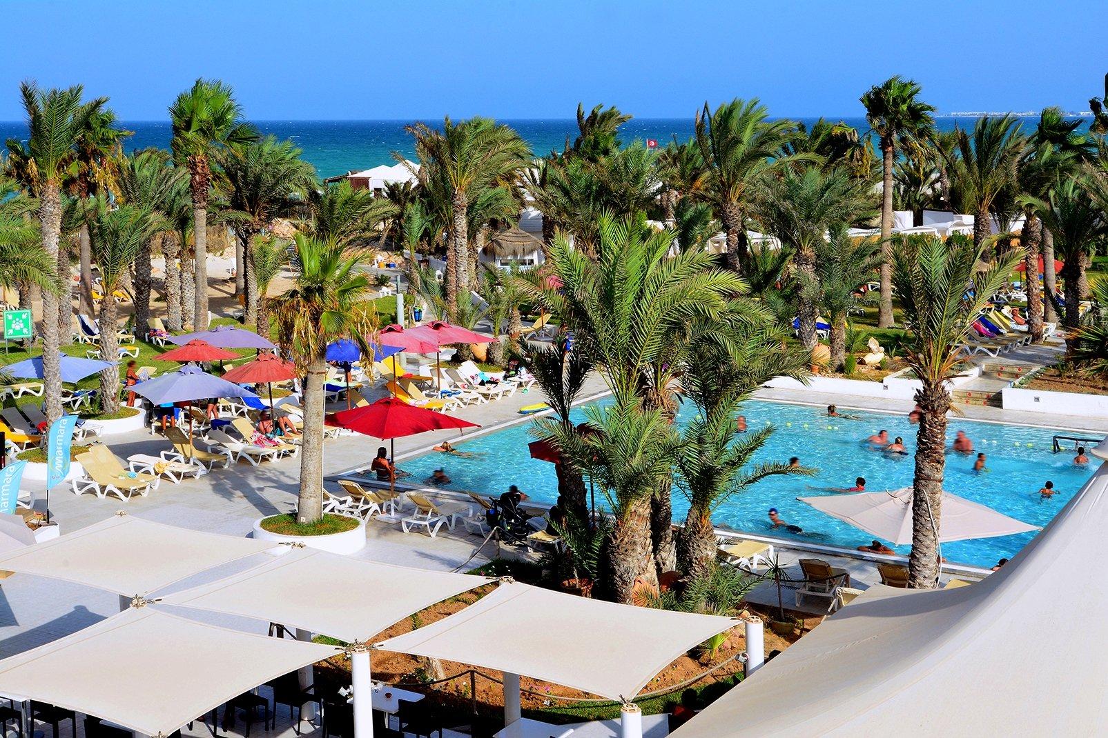 Hôtel Club Marmara Palm Beach Djerba 4* - 1