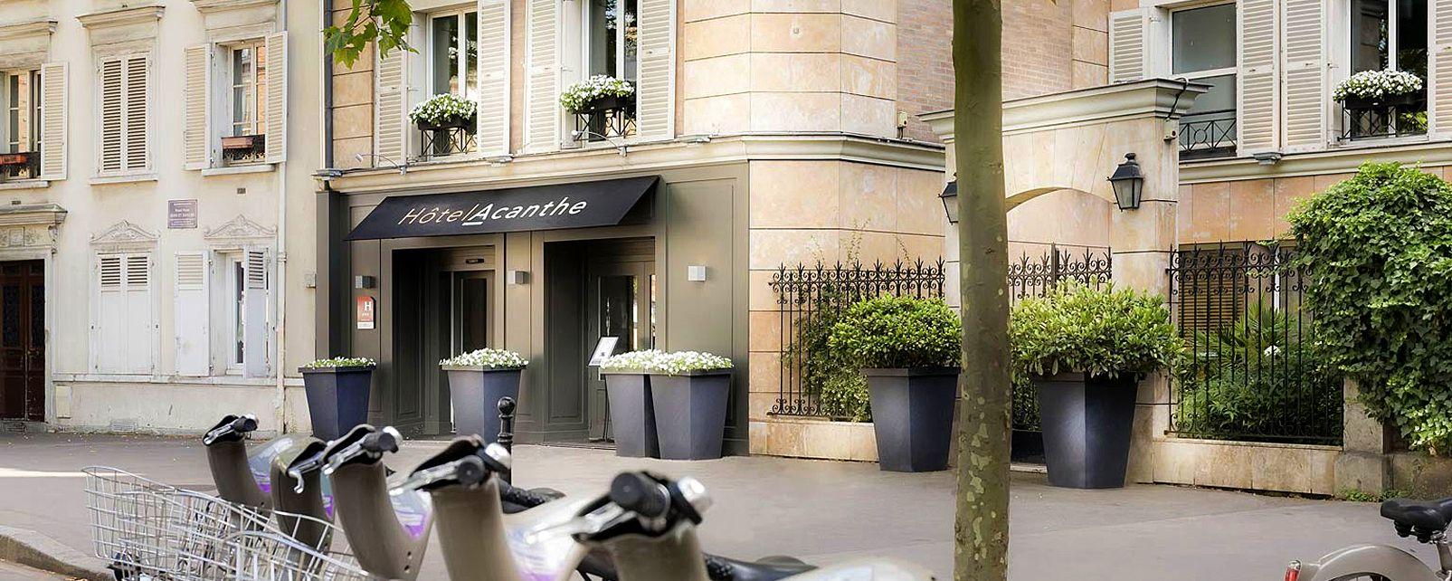 Hôtel Quality Hotel Acanthe - Boulogne Billancourt