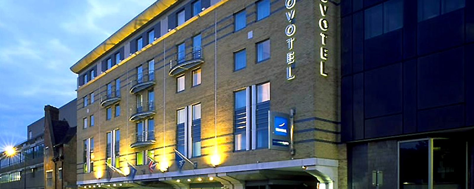 Hotel Novotel Waterloo
