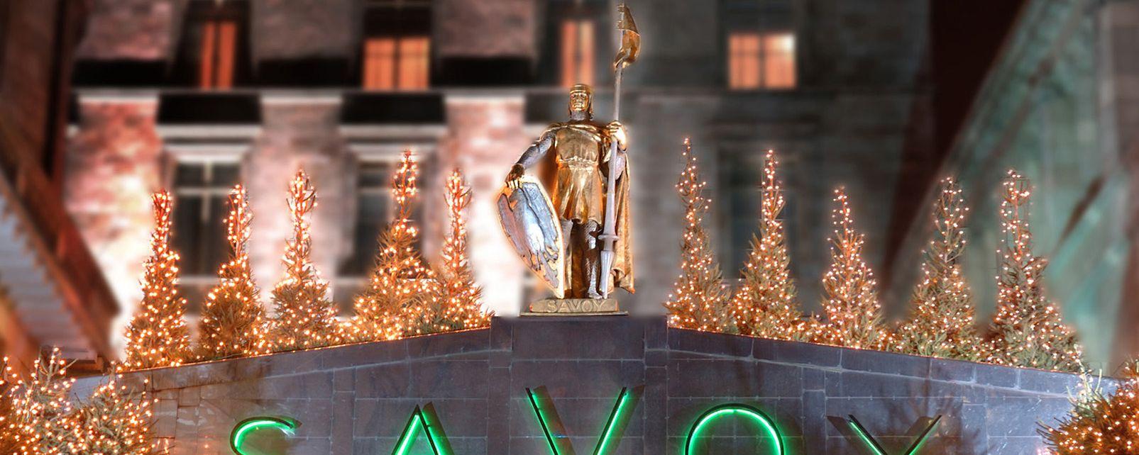 Hotel  The Savoy