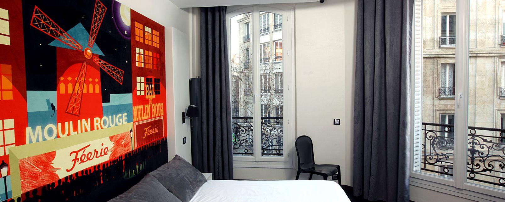 Hotel Des Arts Bastille In Paris