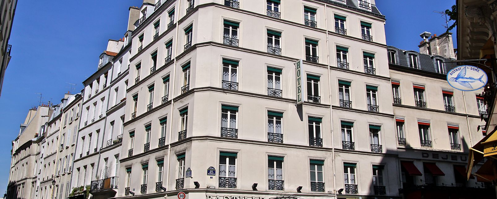 Hotel Bastille Speria  Parigi  Francia