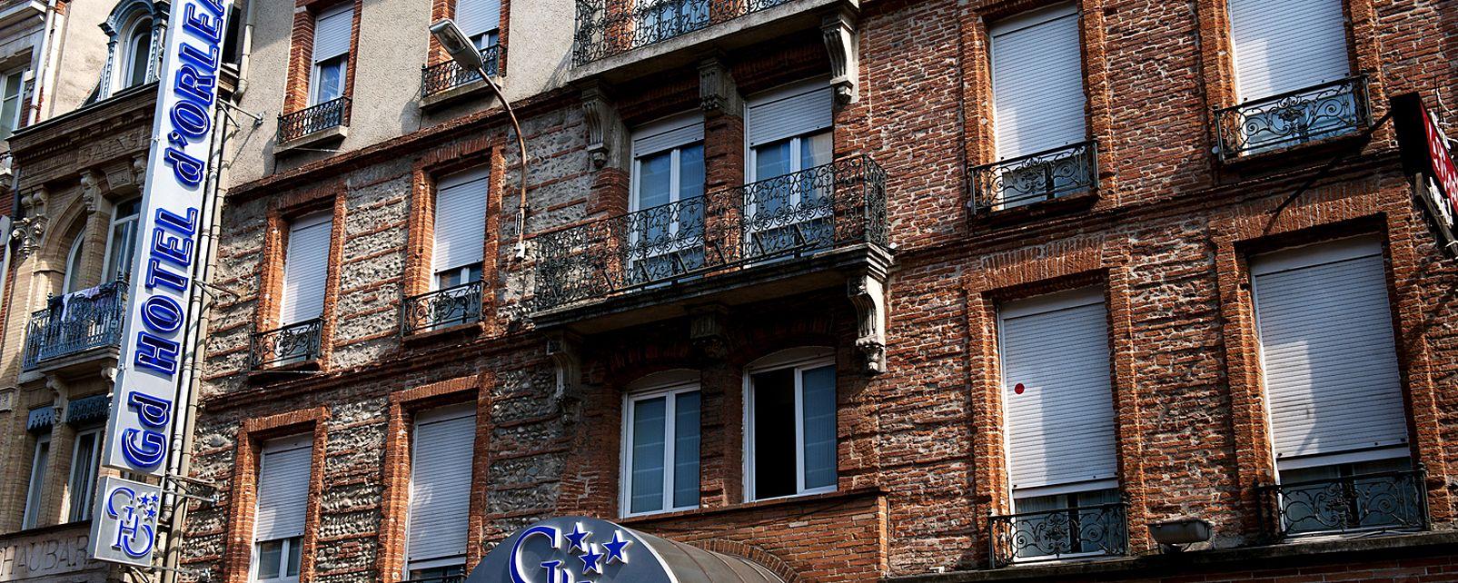 Hôtel Grand Hotel D'Orleans