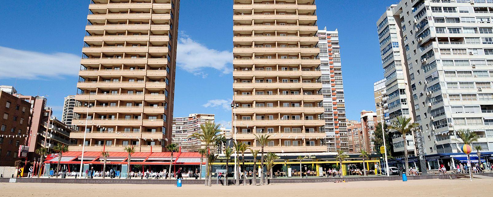 Hôtel Les Dunes Comodoro