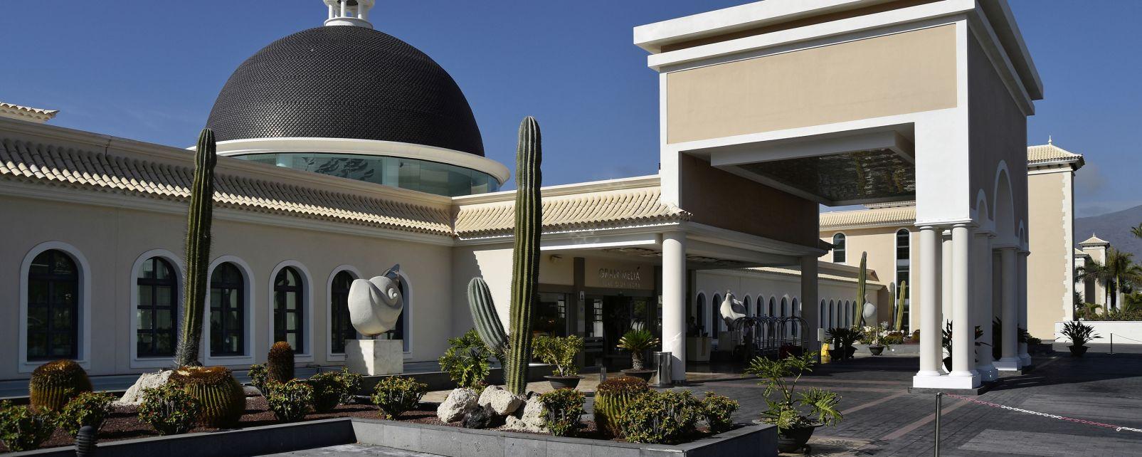 Hotel gran melia palacio de isora in gu a de isora spain - Hotel gran palacio de isora ...