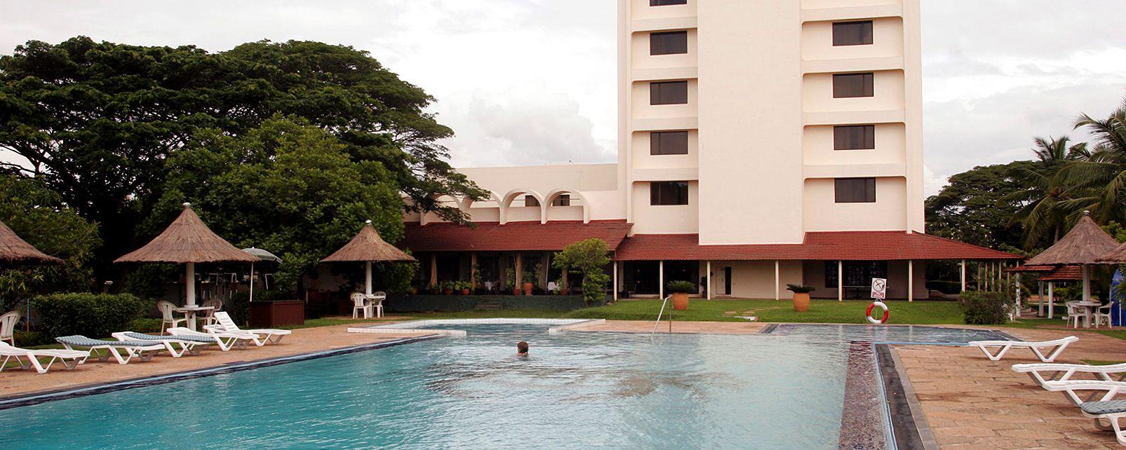 Hotel Taj Airport Garden