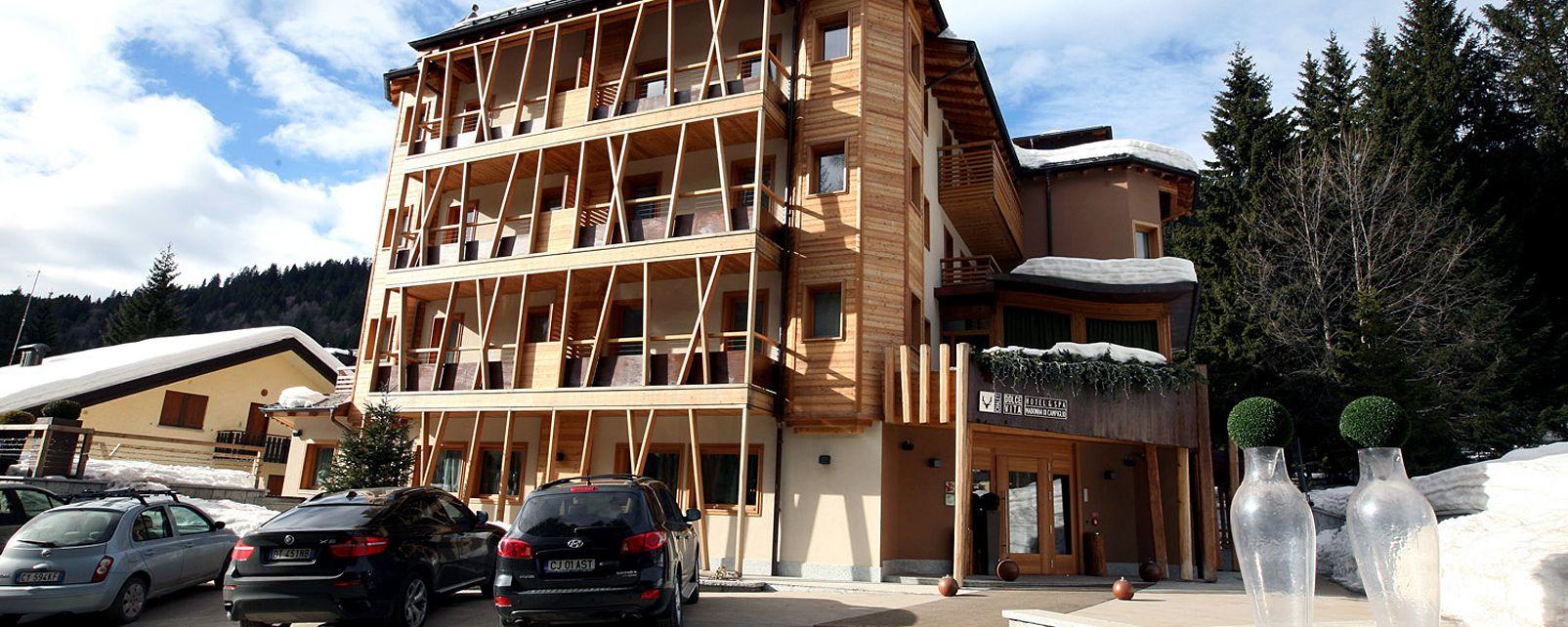 Hôtel Chalet Dolce Vita
