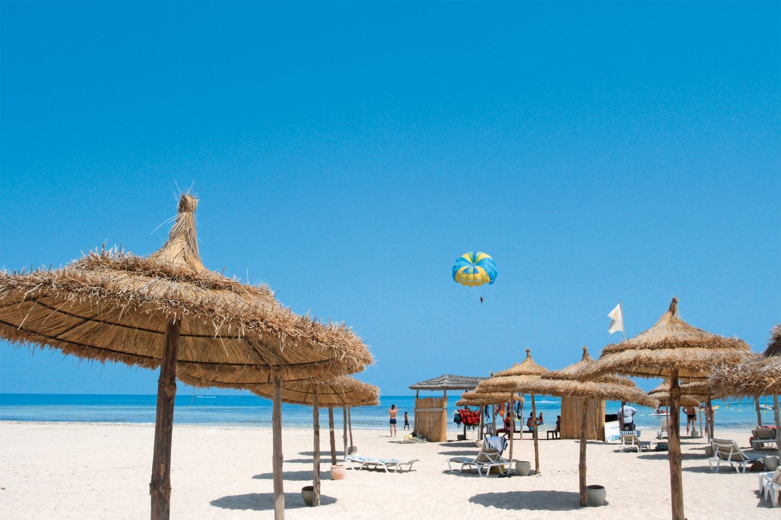 Seabel Rym Beach 4* Djerba Long Séjour - 1
