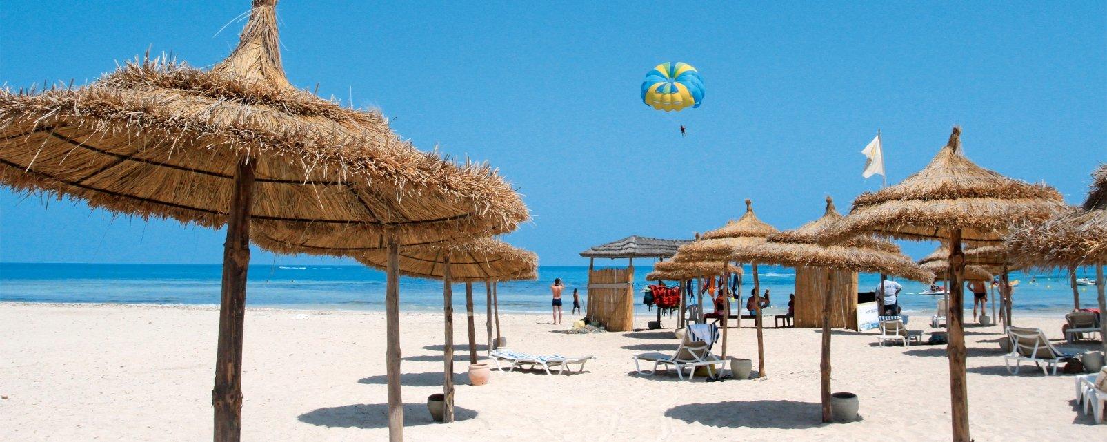 Club Jet tours Seabel Rym Beach