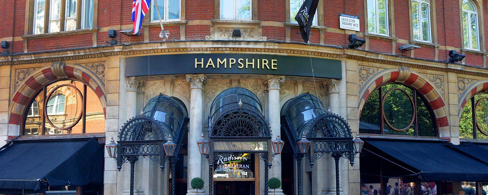 Hotel Hampshire