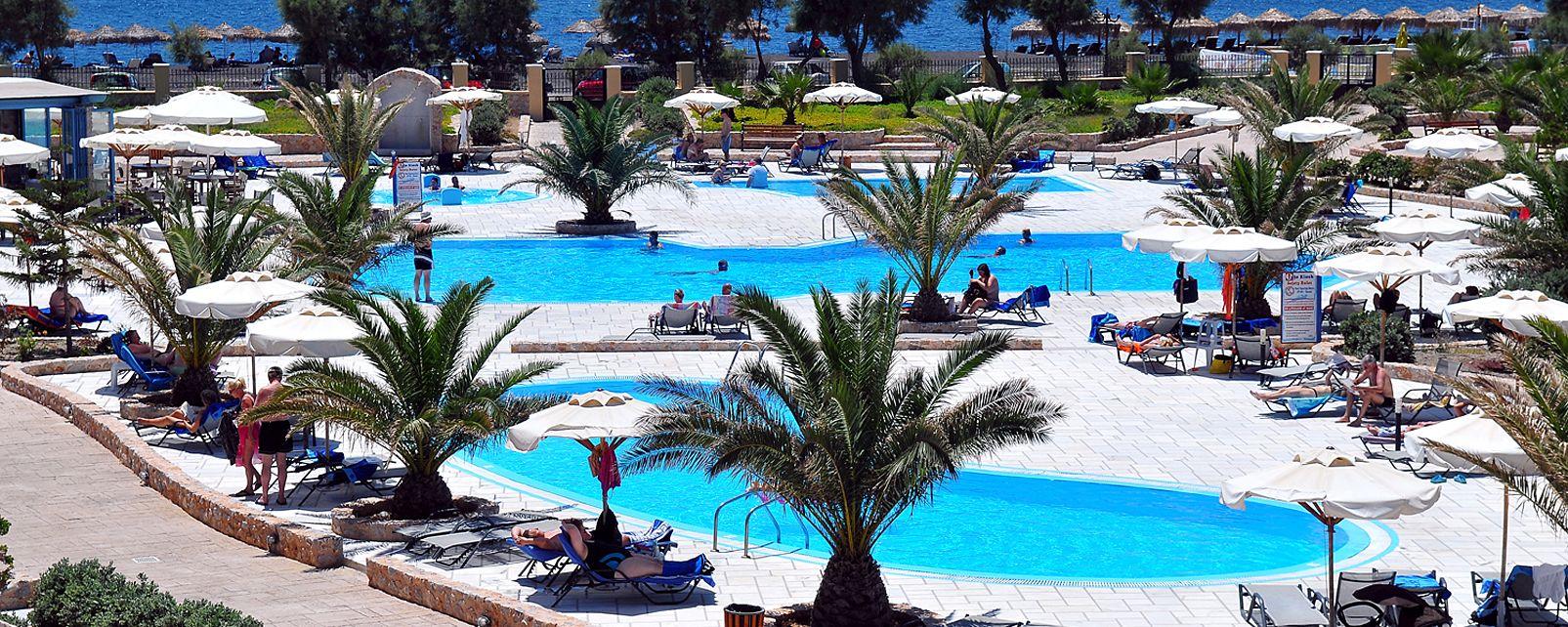 Hotel Santo Miramare Resort Santorin