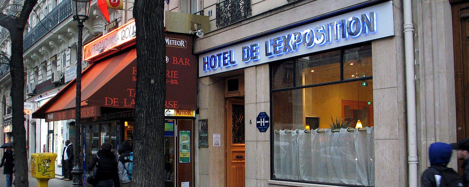 Hotel De L'Exposition Hotel Paris