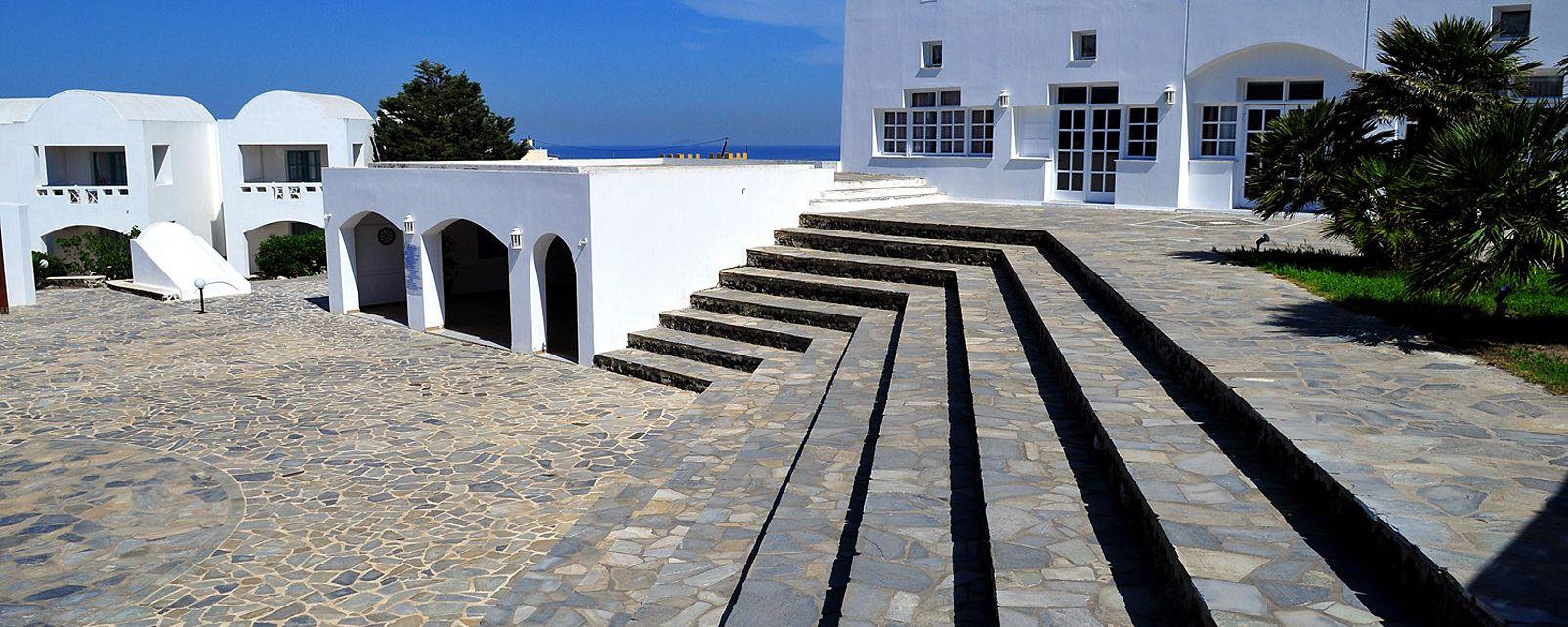 Hôtel Santorini Image