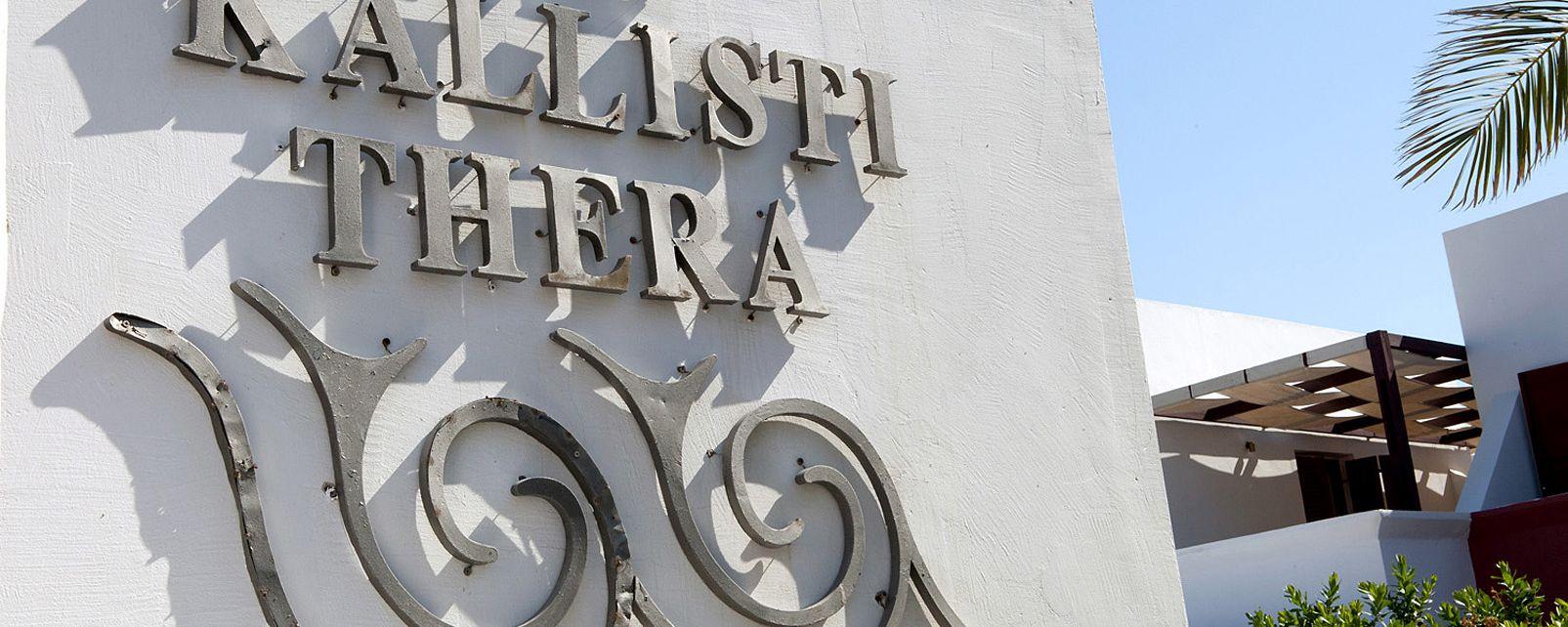 Hotel Kallisti Thera