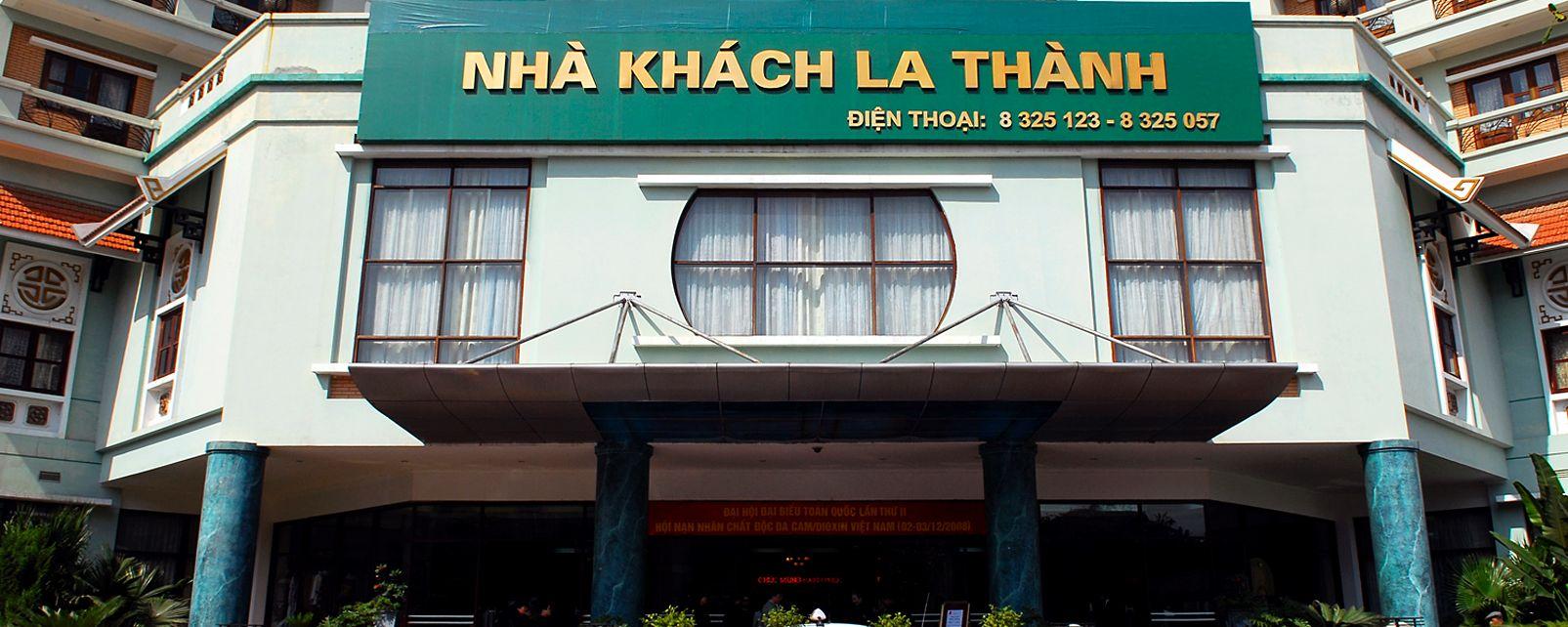 Hôtel La Than Hotel