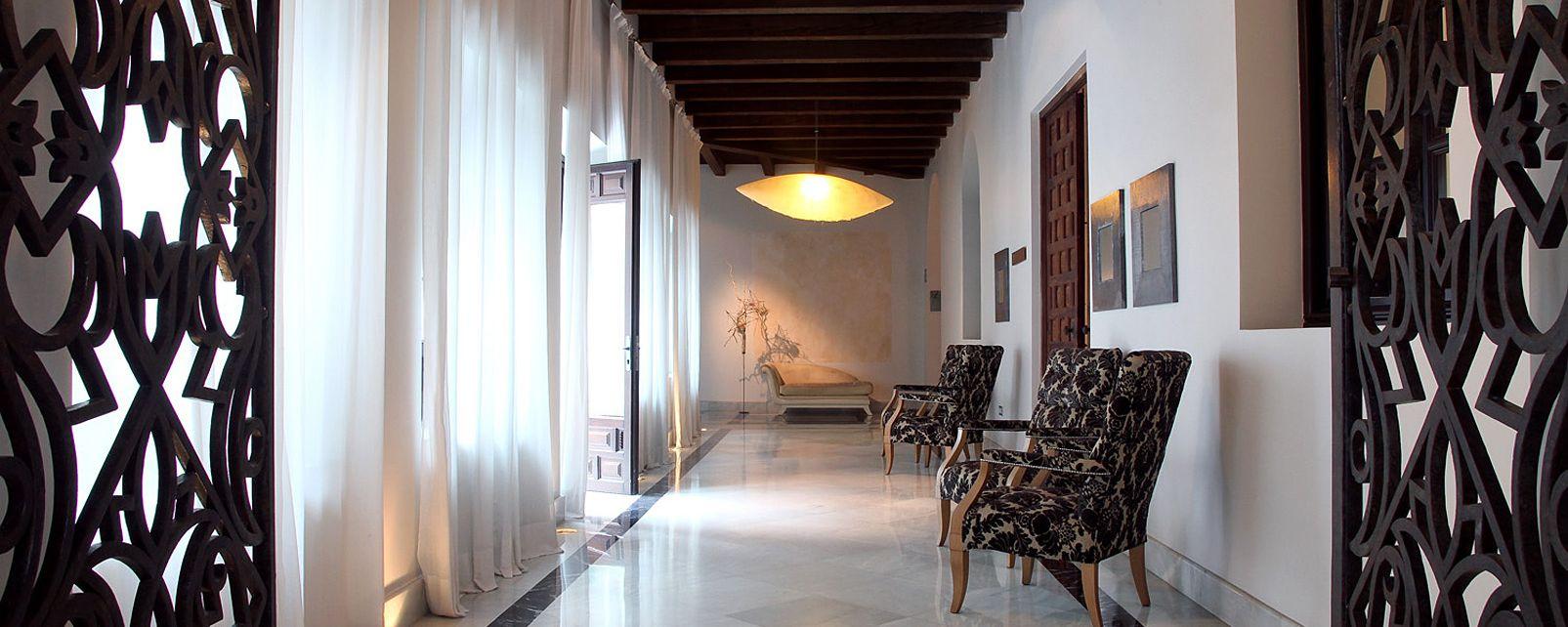 Hôtel Hospes Palacio del Bailio
