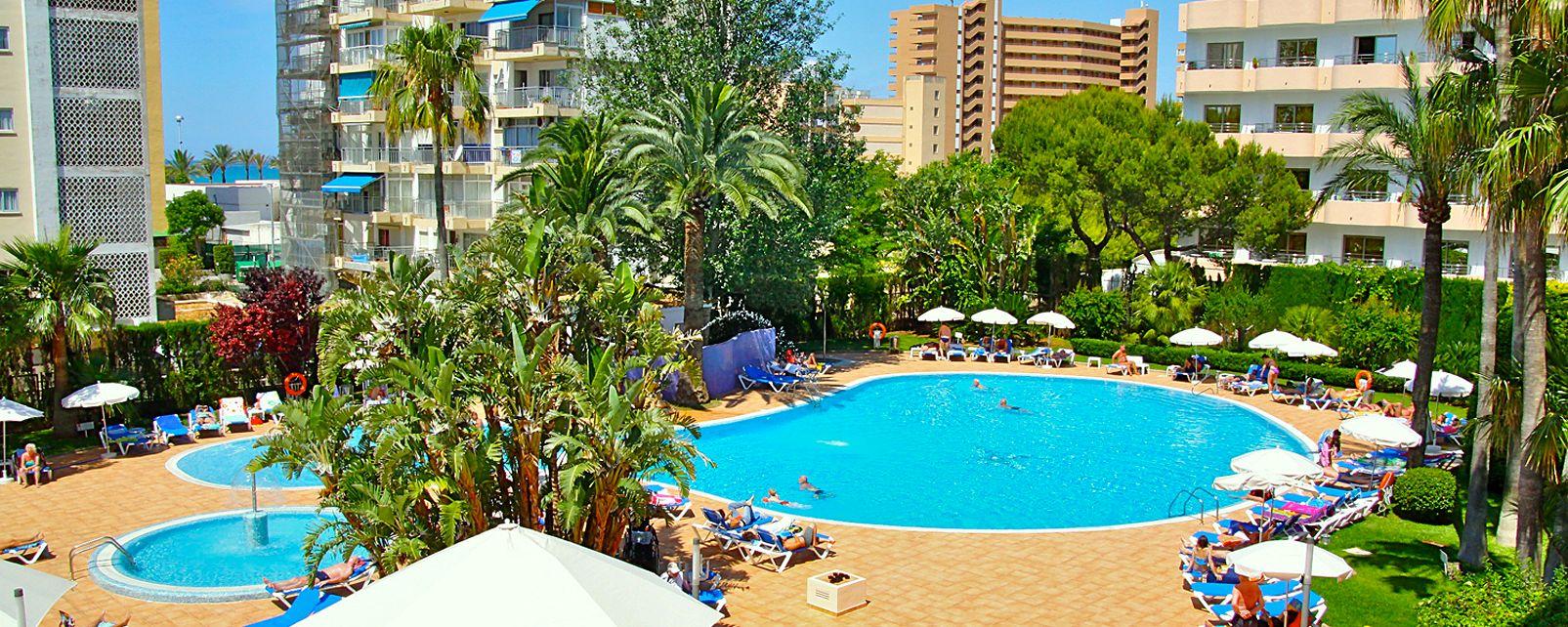Mallorca Hotel Oleander Playa De Palma
