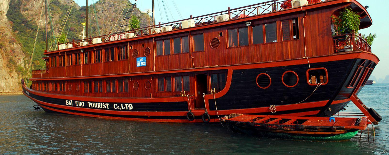 Hotel Ba�-Tho 99 (bateau)