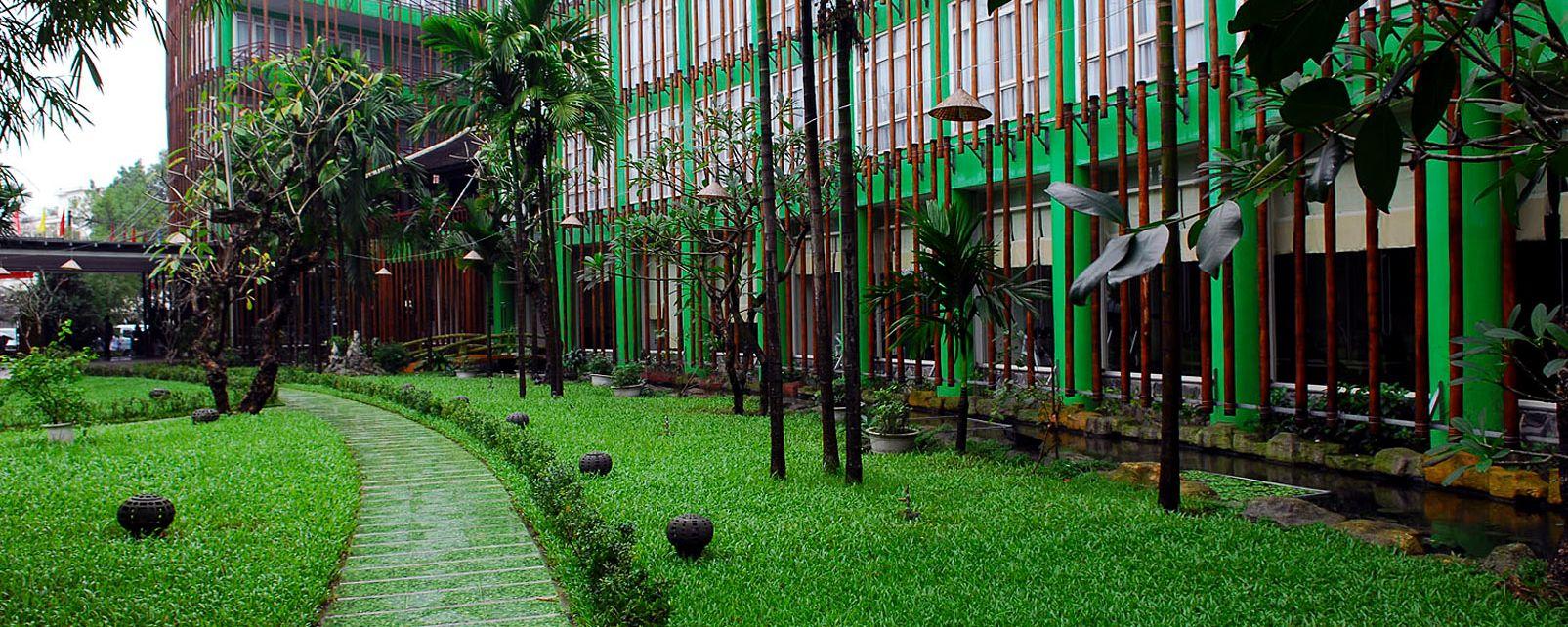 Hôtel Green Hotel