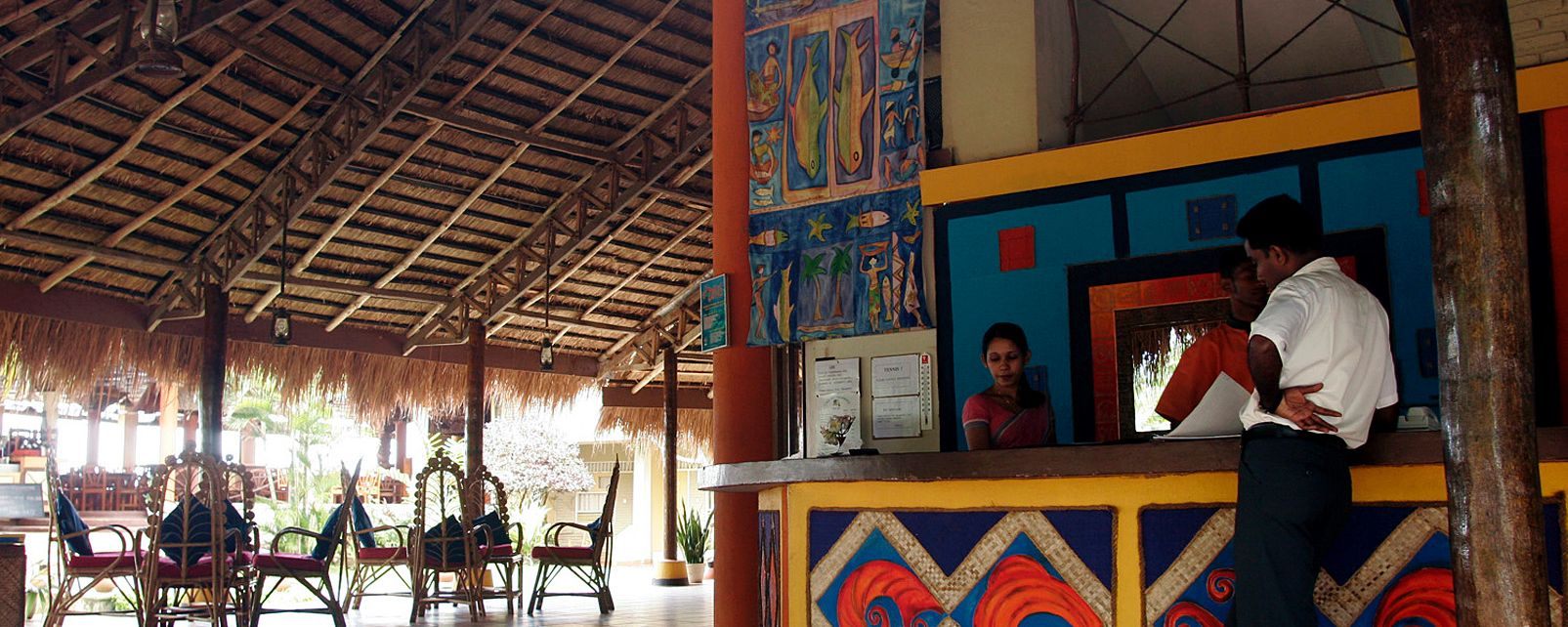 Hotel Unawatuna Beach Resort