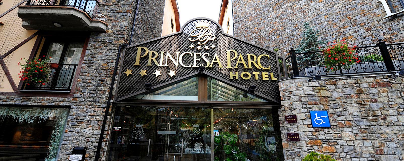 Hôtel Spa Princesa Parc Andorra