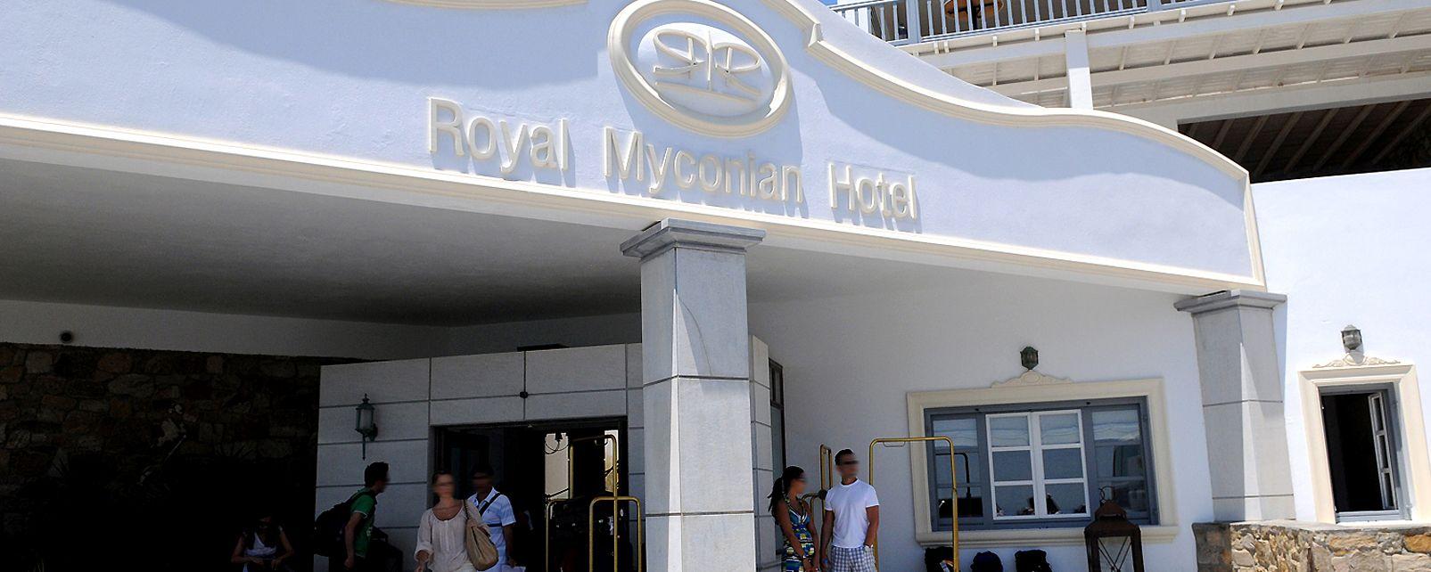 Hotel Royal Myconian