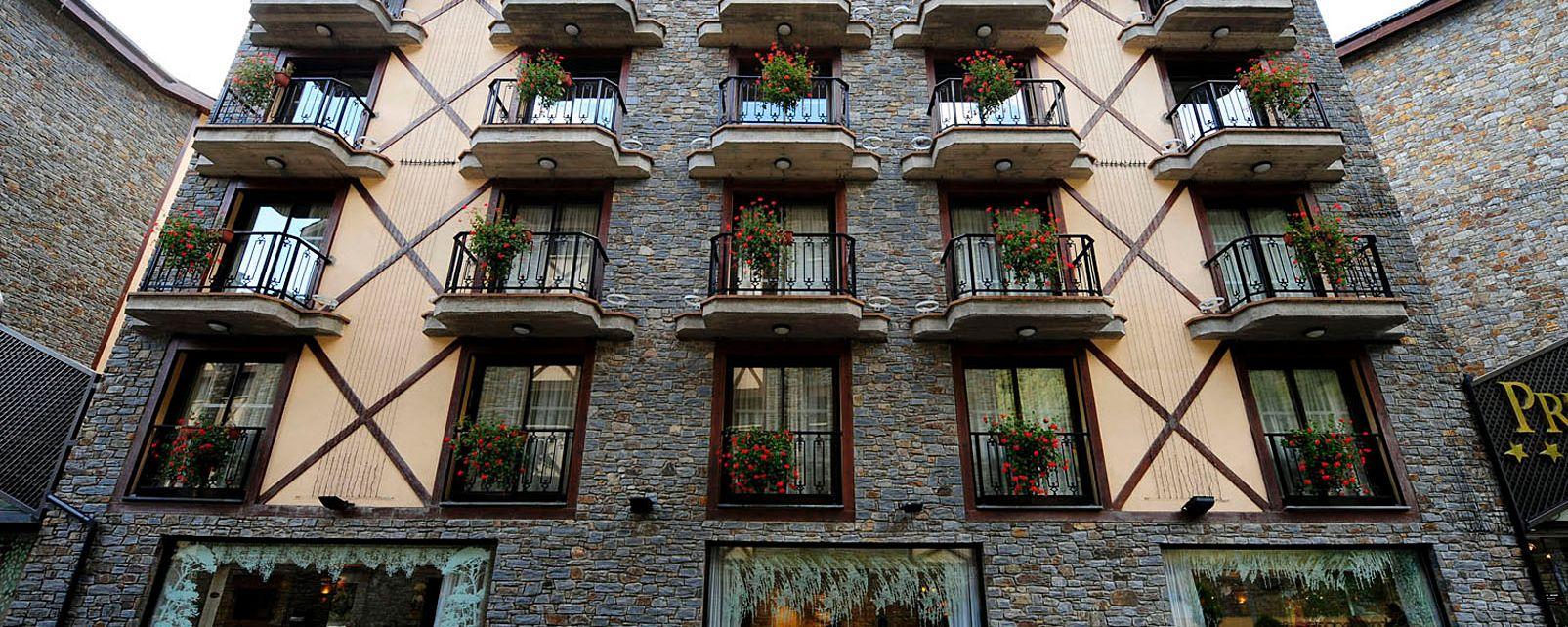 Hotel Spa Diana Parc Andorra