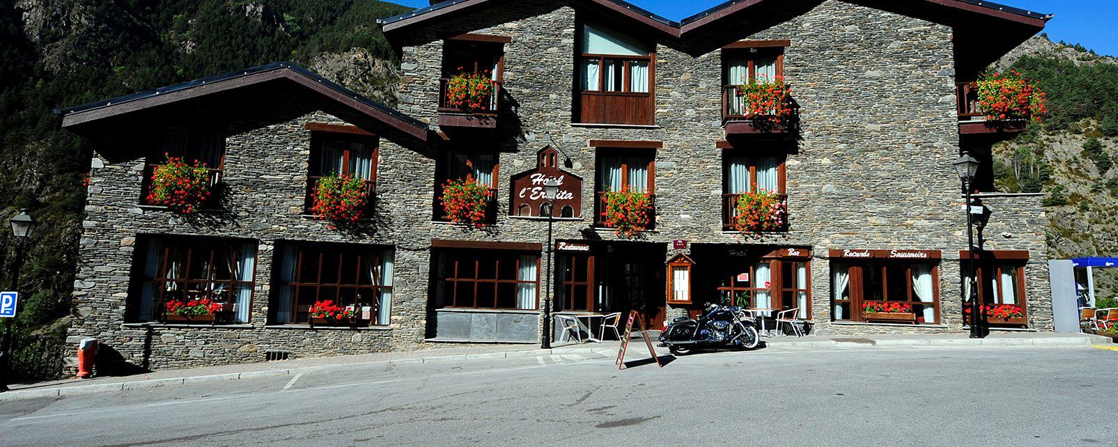 Hôtel L'Ermita
