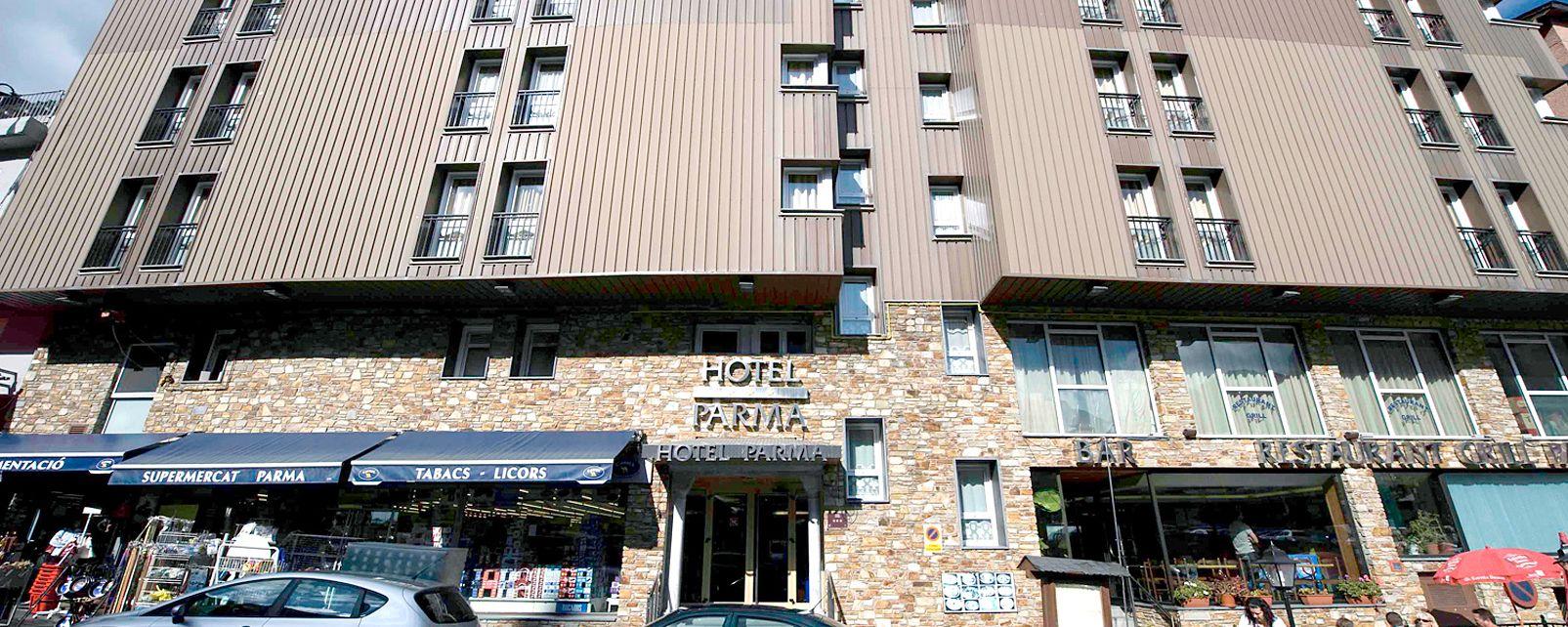 Hotel Parma