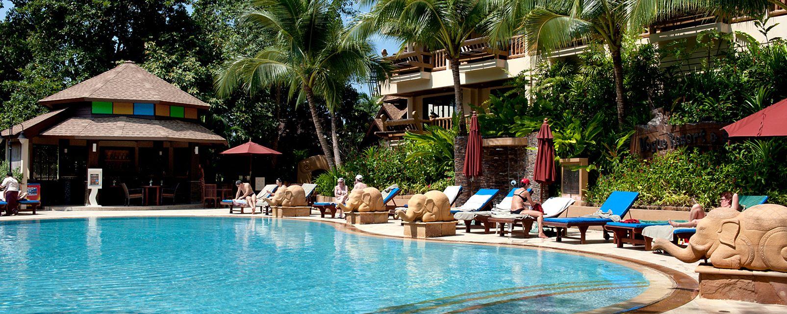 Hôtel Vogue Resort Spa Ao Nang