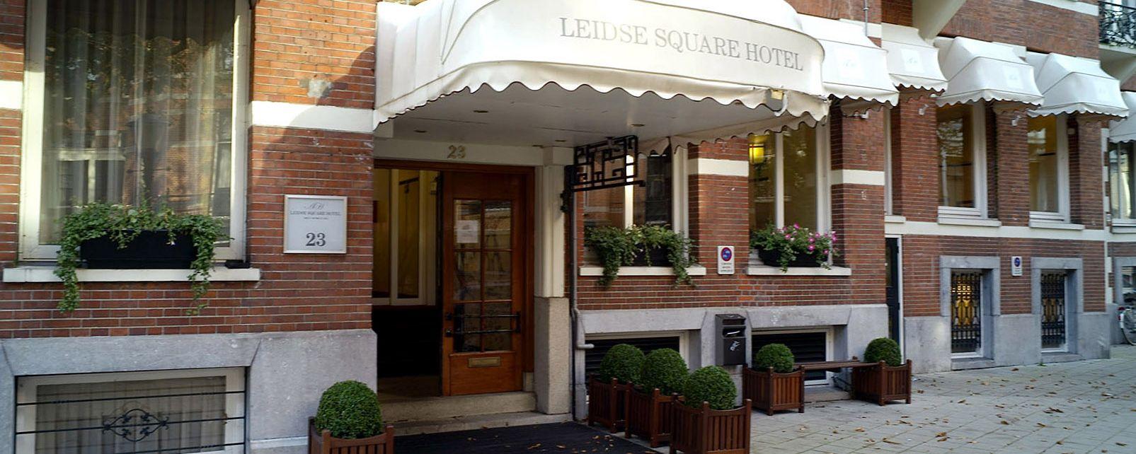 Hotel Leidse Square